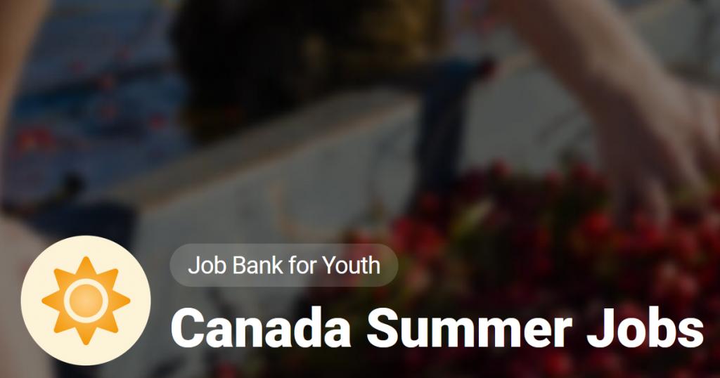Canada Summer Jobs